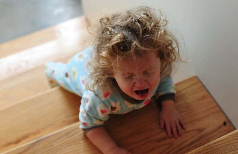 How to Deal with a Child's Temper Tantrums