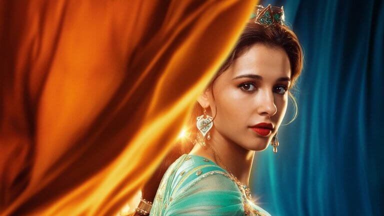 The Role of Jasmine in the New Aladdin Movie
