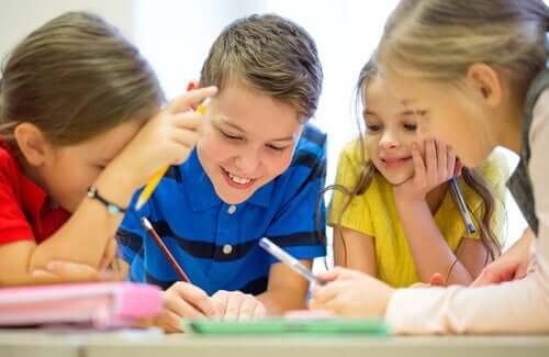 Group Dynamics in Primary Education