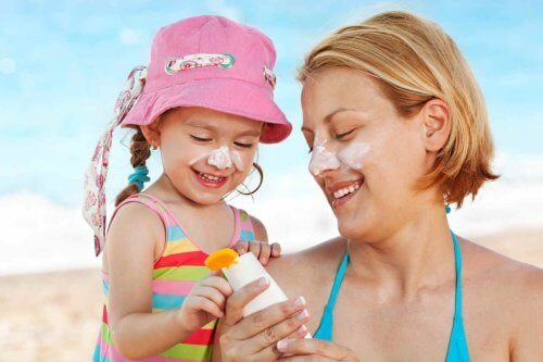 Sun Protection in Children: What You Should Know