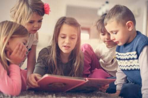 Children's Books to Improve Attention and Concentration