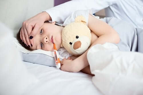 Do Children Grow When They Have a Fever?