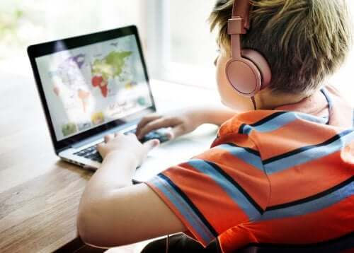 The Gamification Strategy in Elementary School
