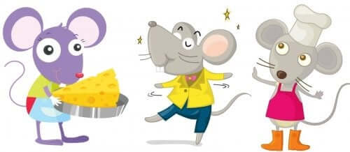 Maisy Mouse, a Funny Children's Book Character