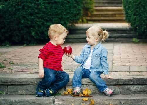 Teach Kids to Share in Early Childhood Education