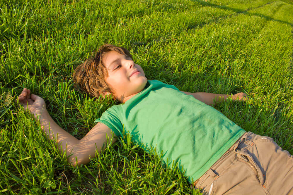 The Importance of Relaxation in Children