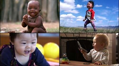 A Documentary About Four Babies from Very Different Cultures