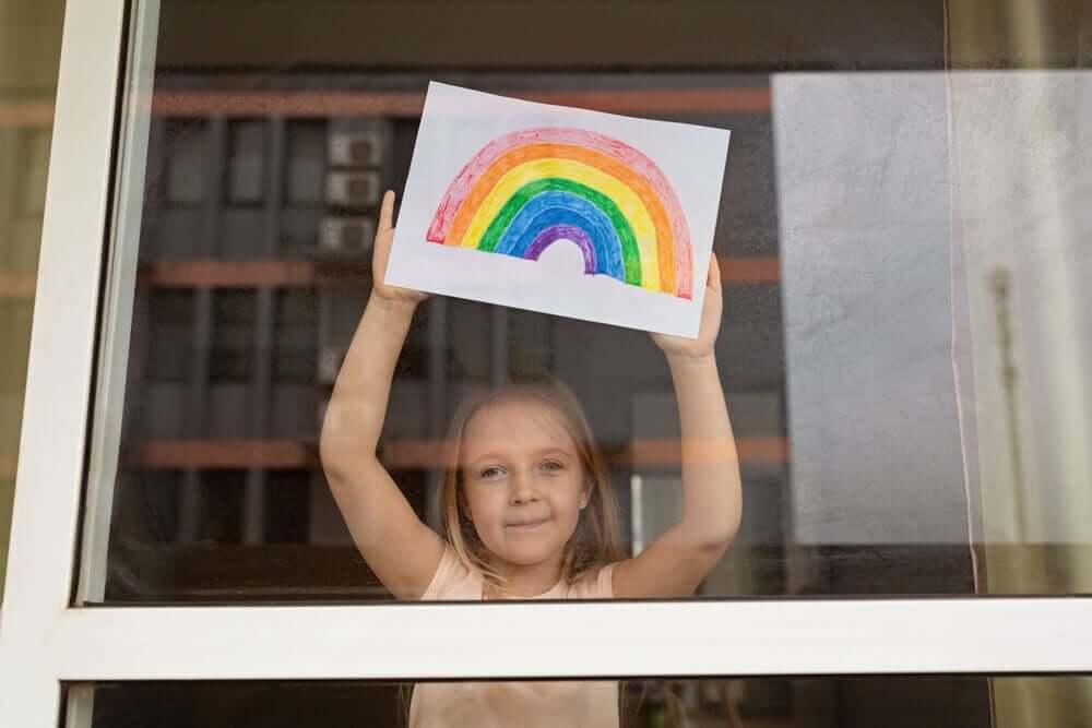 Children's Ability to Adapt During Quarantine