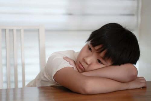 What's Behind Discouragement in Children?