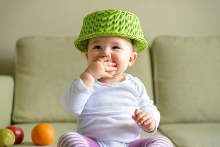 The Treasure Basket: A Game for Babies