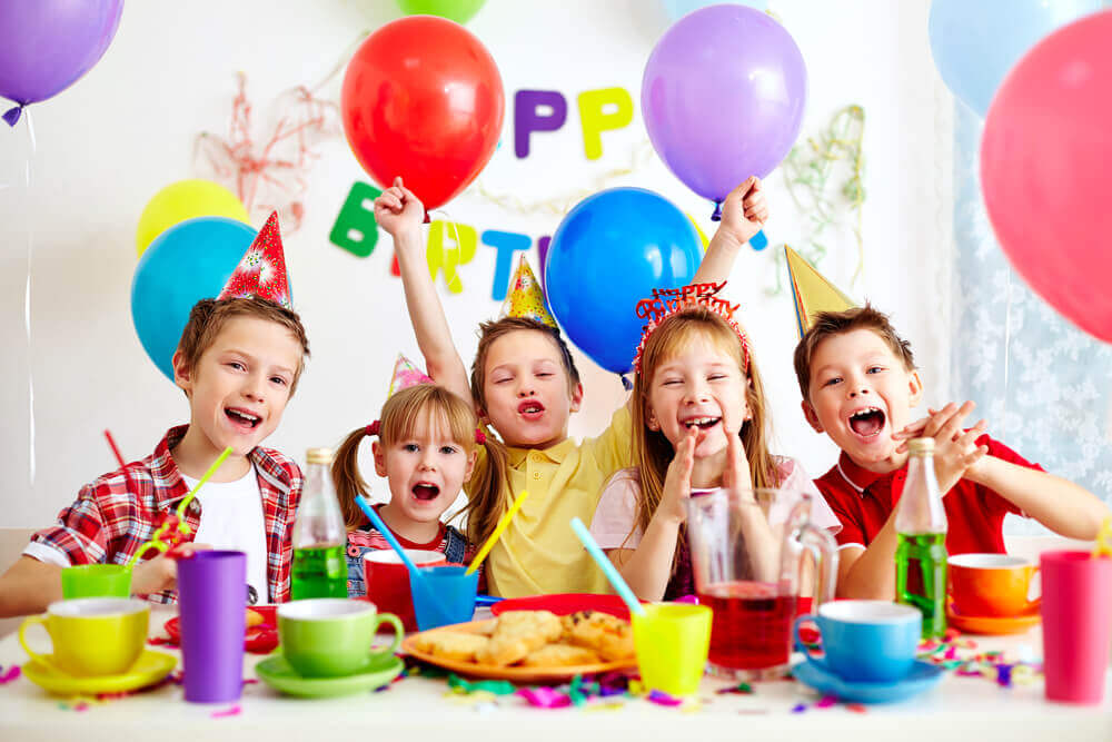 4 DIY Craft Ideas for Birthday Parties on a Budget