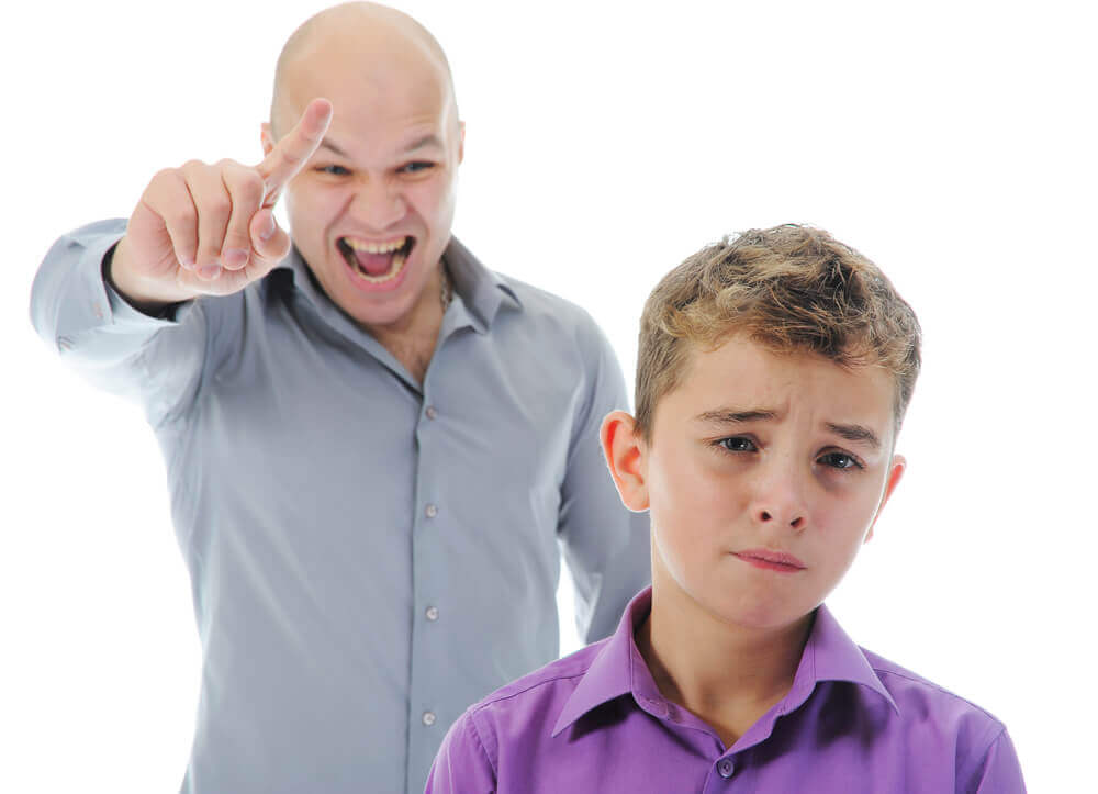 What Tone of Voice to Use When Disciplining You Children