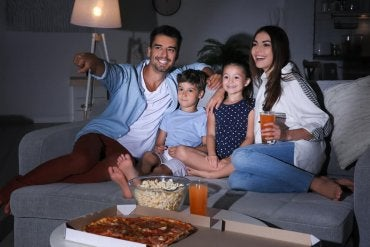 Ideas for a Great Family Movie Night