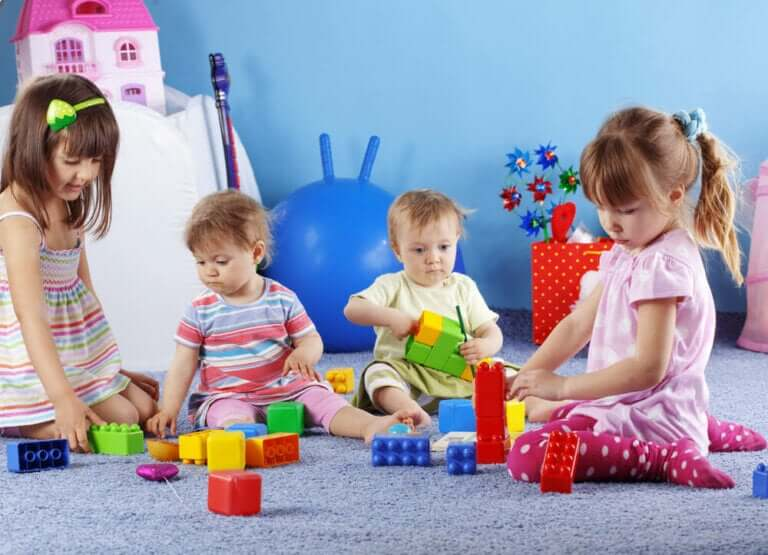 Games to Work on Children's Motor Skills
