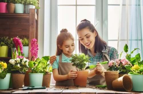 The Benefits of Gardening for Children