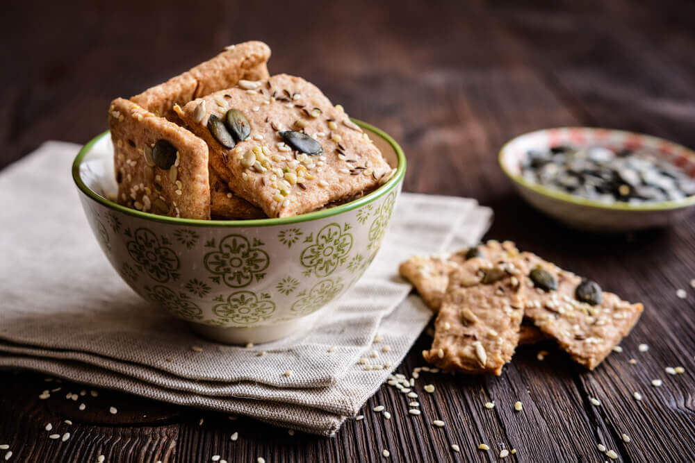3 Recipes for Gluten-Free Snacks for All Ages