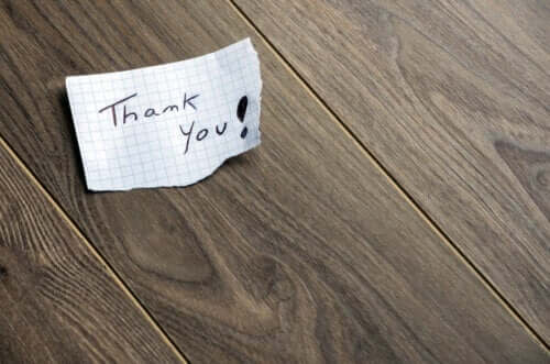Thank You Notes Teach Children Good Manners