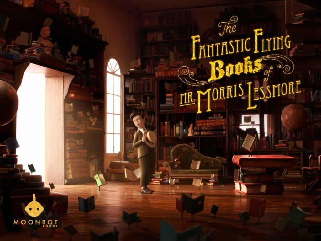 The Fantastic Flying Books of Mr. Morris Lessmore: A Short Film