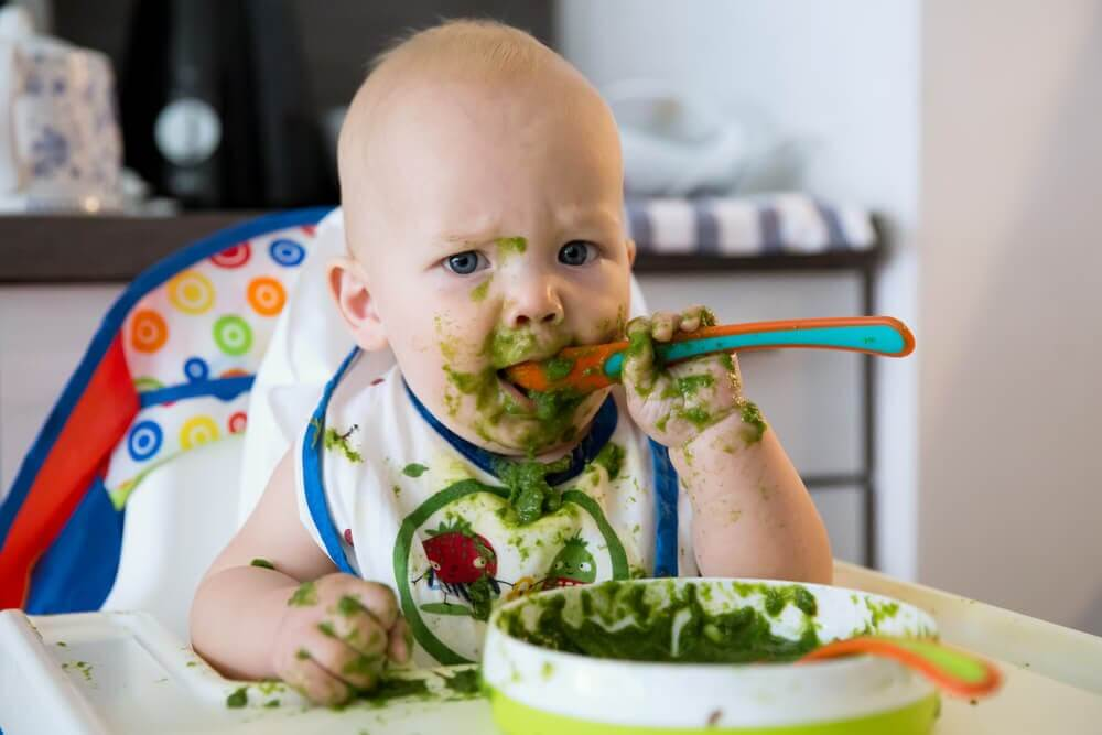 Advice Regarding Your Baby's First Bites of Food