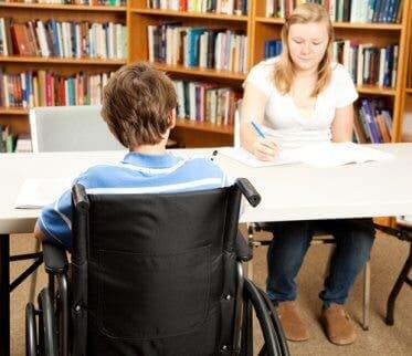 Educational Intervention for Children with Motor Disabilities
