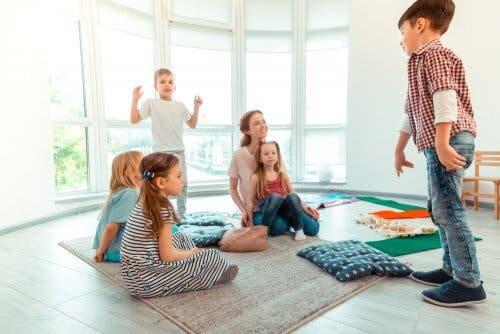 How to Teach Public Speaking to Children