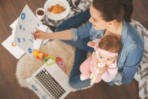 Dealing with the Demands of Motherhood