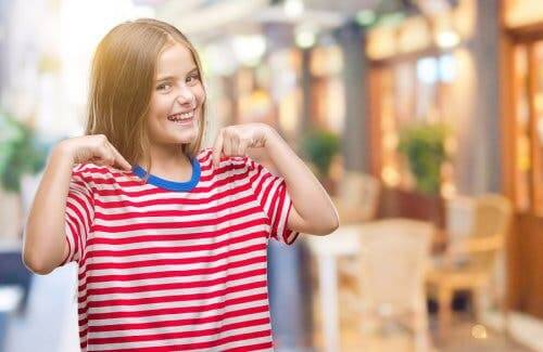 The Evolution of Self-Esteem in Children