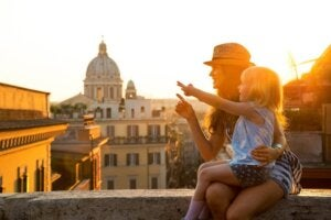 Children Are Happier While on Vacation