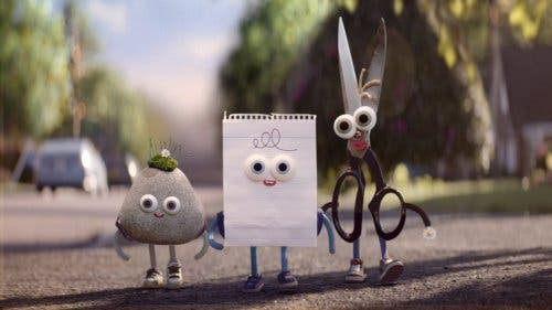 Rock, Paper, Scissors: A Short Film Against School Bullying