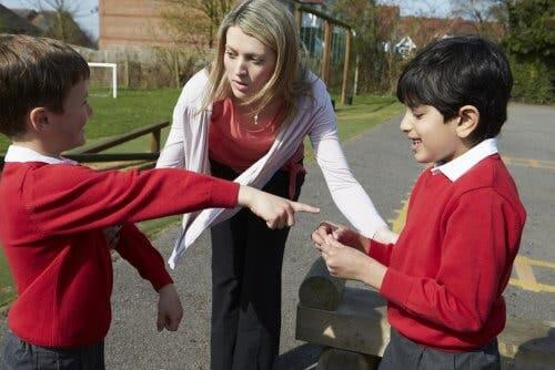 Teachers and Bullying Prevention