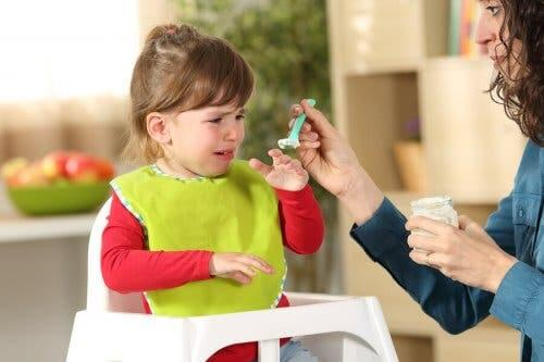 Feeding Problems in Young Children
