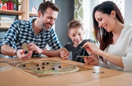 Strategy games for families