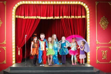 Costumes and Children's Theater