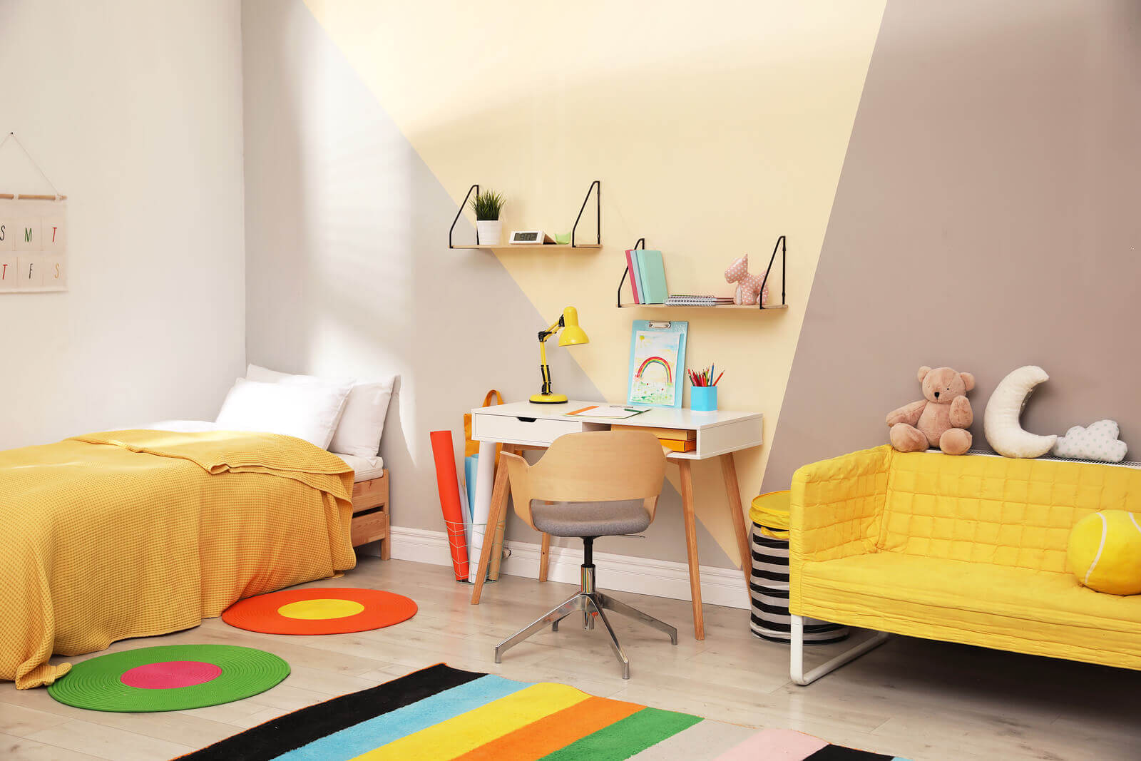 5 Tips on Making Your Child's Bedroom Multifunctional