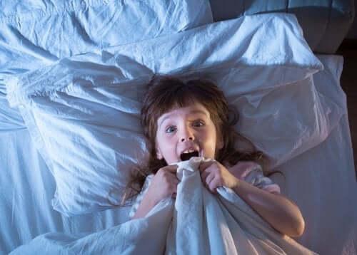 5 Tips to Avoid Nightmares in Children