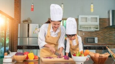 Why Is It Good for Children to Learn How to Cook?