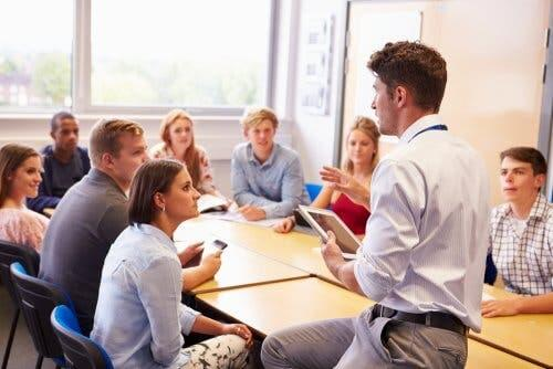 All About Teacher Support Groups