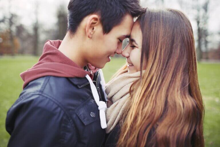 How to Face Your Child's First Teenage Love