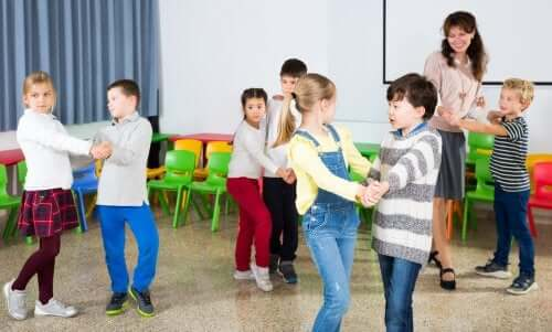 Activity Breaks to Improve Attention in Class