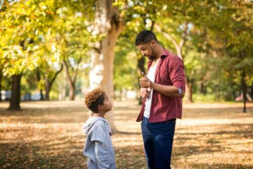 How to Talk About Difficult Things with Small Children
