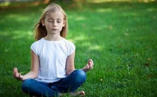 Sitting Still Like a Frog: Meditation for Kids