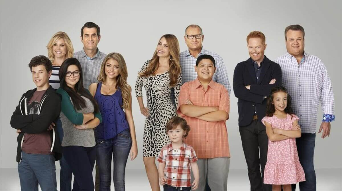 The Modern Family series.