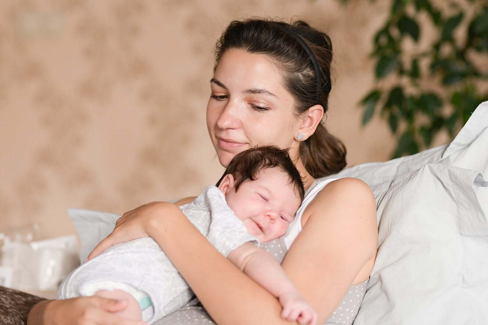 Five Ways to Connect with Your Baby