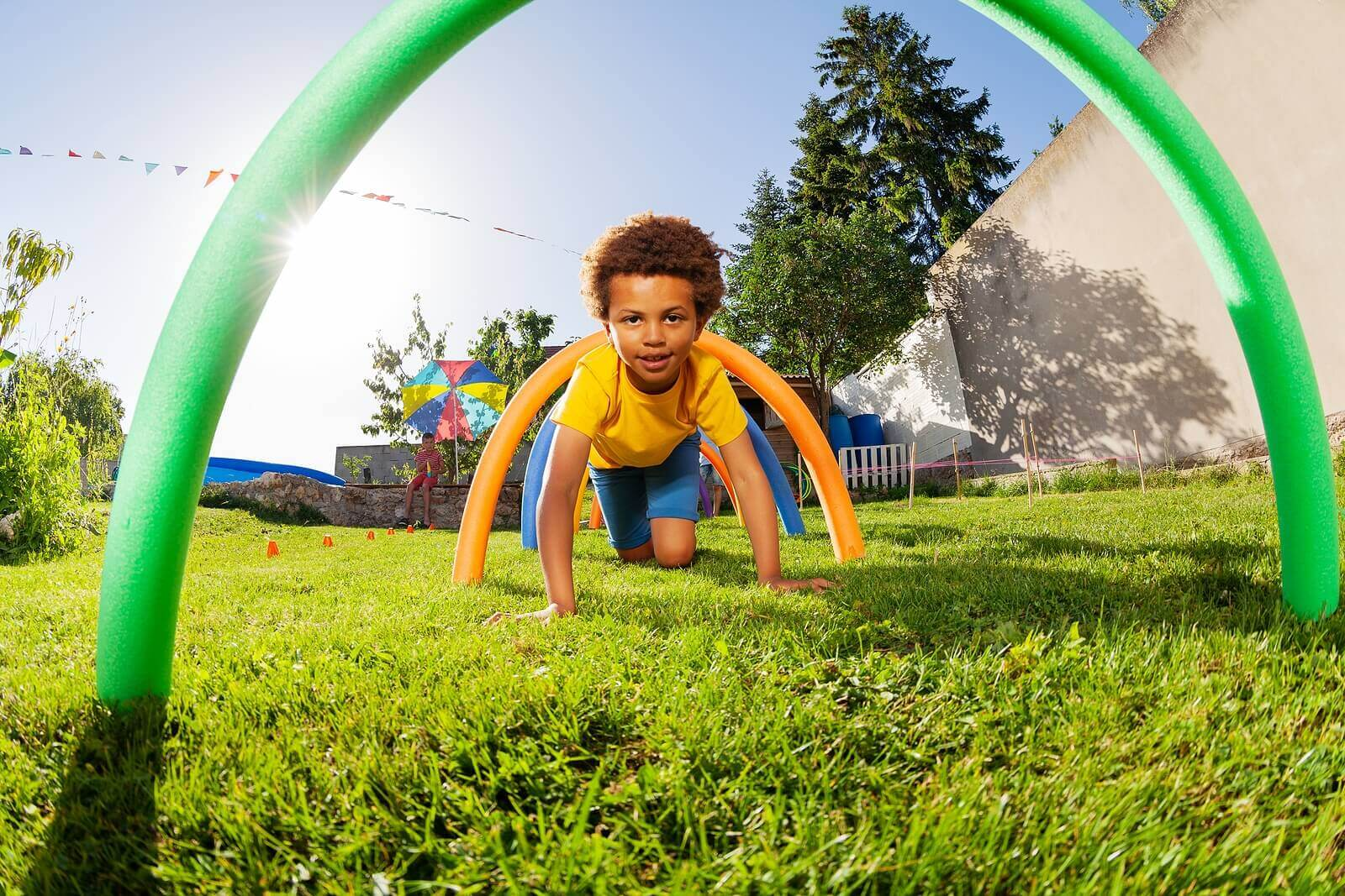 8 Games to Help Your Children Develop Gross Motor Skills