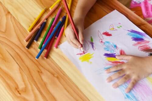 Drawing as a Child's First Form of Writing