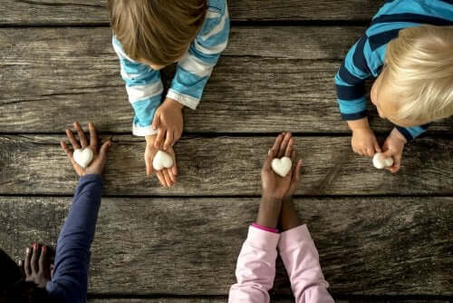 Equality and Equity: Explaining the Difference to Children