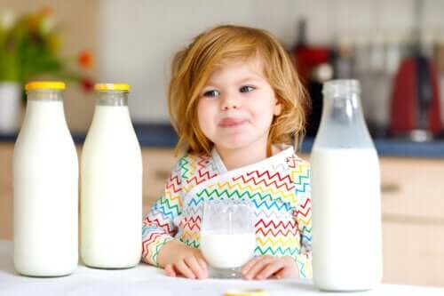 Cow's Milk Protein Allergy in Children