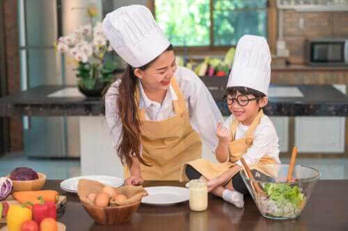 Cooking Activities for Children Ages 3 to 6