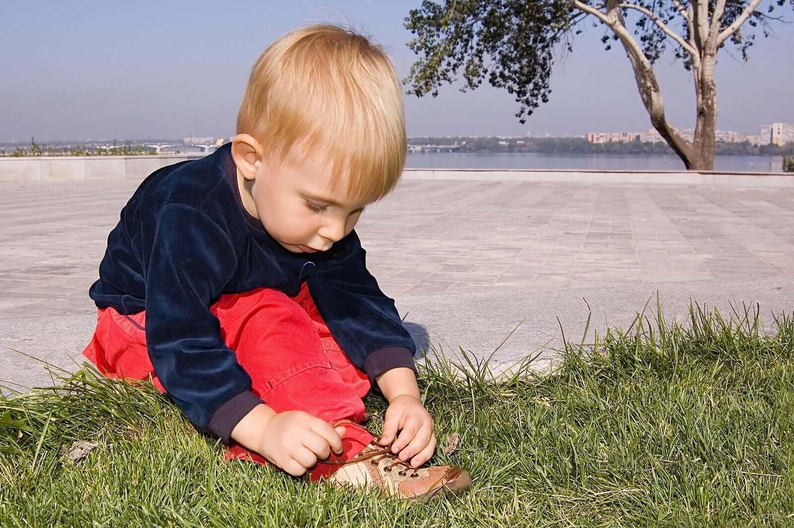 Personality Development in Childhood