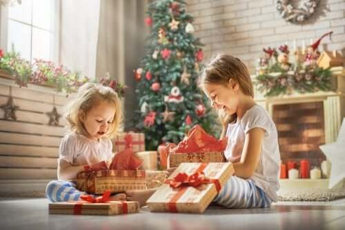 How Many Presents Should Children Get for Christmas